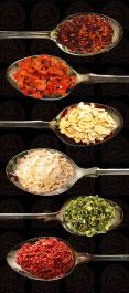 Сушені овочі