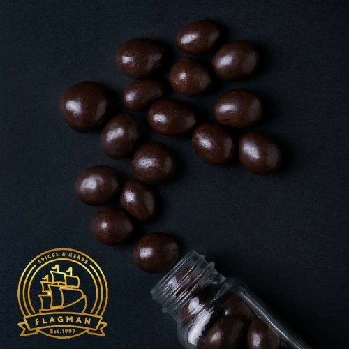Миндаль в черном шоколаде в магазине Флагман Одесса