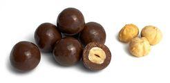 Фундук в молочном шоколаде оптом и в розницу ООО Флагман